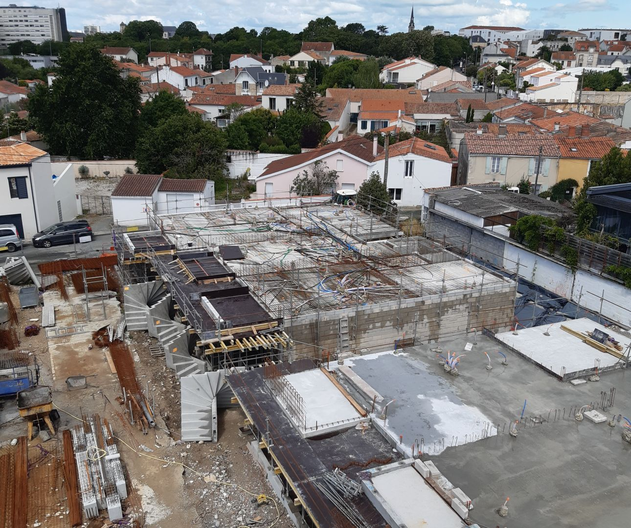 KARMA - LA ROCHELLE - Rompsay - Actu chantier